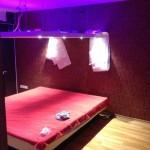 Lichtdecke mit Rigips LED + Fasern