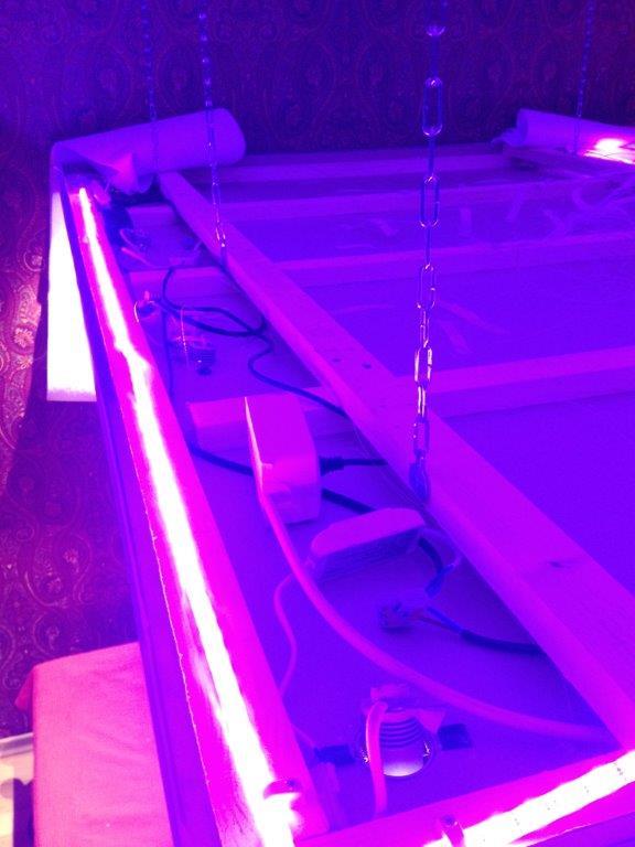 LED Lichtdecke selberbauen (1)
