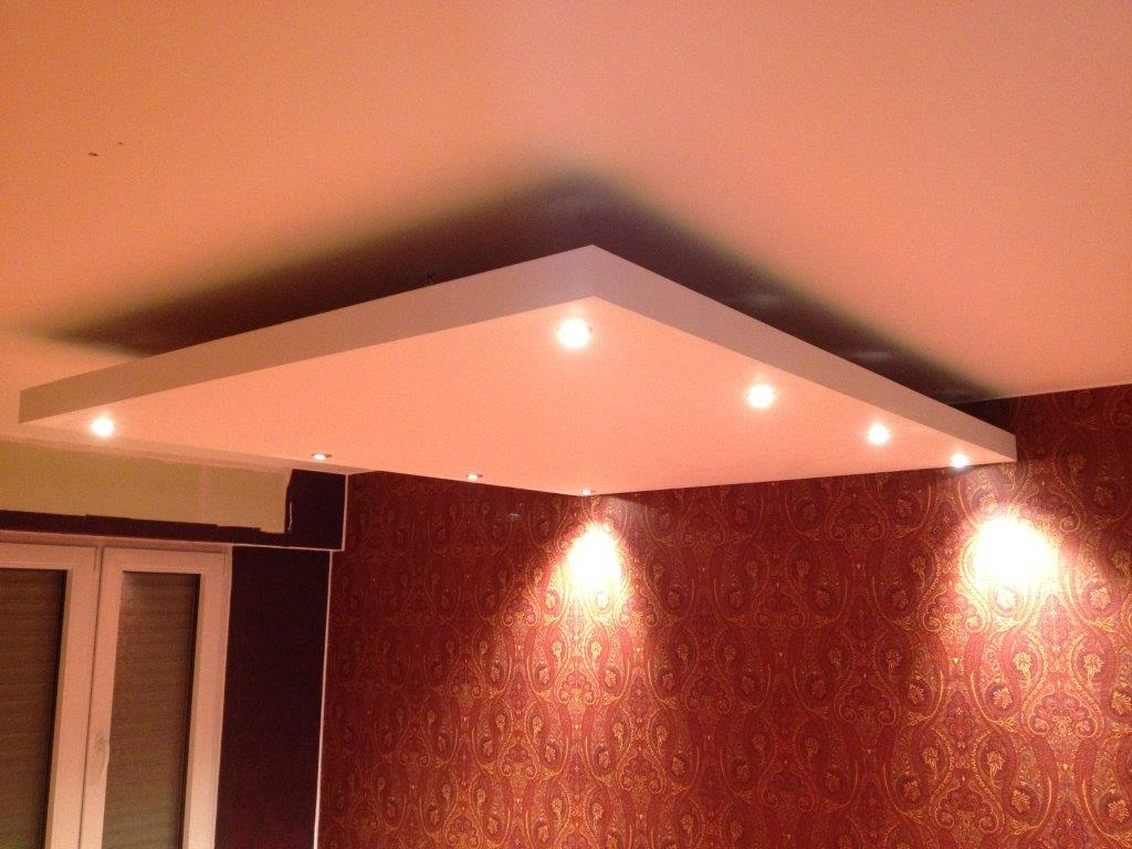 LED Lichtdecke selberbauen (3)
